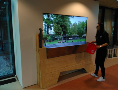 Closer to nature: Multi-sensory engagement in interactive nature experience for seniors with dementia